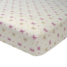 Provence Fitted Crib Sheet