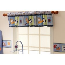 Super Sports Curtain Valance