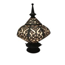 Casablanca Table Electric Lantern