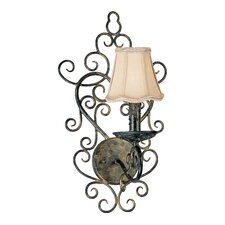 Chantilly 1 Light Wall Sconce