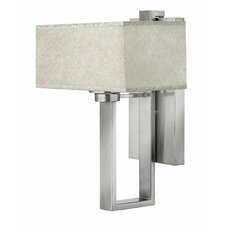 Quattro 1 Light Wall Sconce