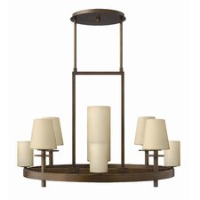 Candella 9 Light Chandelier