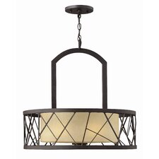 <strong>Fredrick Ramond</strong> Nest 3 Light Pendant