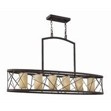 Nest  Kitchen Island in Oil Rubbed Bronze