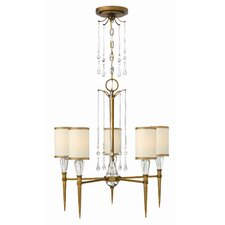 Bentley 5 Light Chandelier