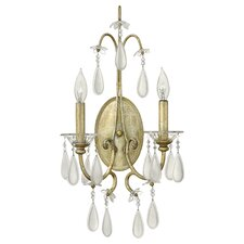 Francesca 2 Light Wall Sconce