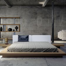 Worth Platform Bed