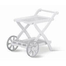 <strong>Kettler USA</strong> Tiffany 2 Wheel Serving Cart