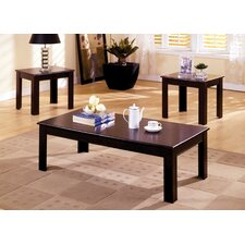 Frixe 3 Piece Coffee Table Set