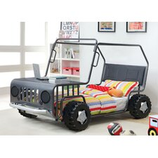 Off-Road Jeep Twin Bed