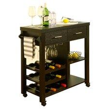 Vineyard Kitchen Bar Cart