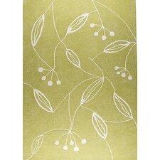 Blossom Green Rug