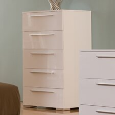 <strong>Hokku Designs</strong> Chico High 5 Drawer Chest