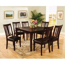 <strong>Hokku Designs</strong> Bridgette 7 Piece Dining Set