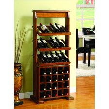 <strong>Hokku Designs</strong> Guarda 38 Bottle Wine Rack