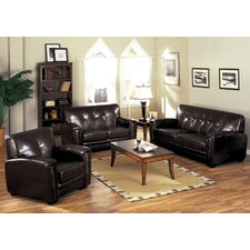 Melrose 3 Piece Living Room Set
