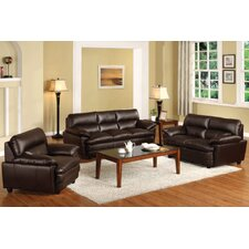 Aila 3 Piece Living Room Set