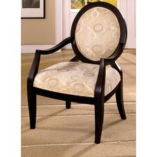 <strong>Hokku Designs</strong> Maire Cotton Arm Chair
