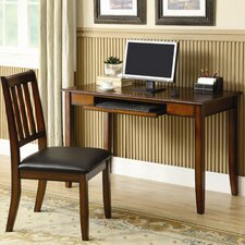 <strong>Hokku Designs</strong> Vico Computer Desk and Chair Set