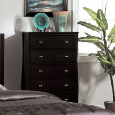 <strong>Hokku Designs</strong> Milano 5 Drawer Chest