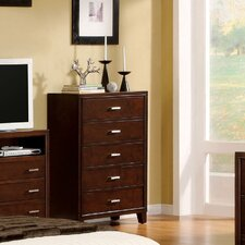 Elery 5 Drawer Chest