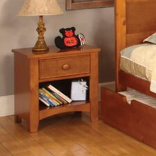 <strong>Hokku Designs</strong> Miles 1 Drawer Nightstand