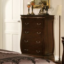 <strong>Hokku Designs</strong> Bruin 4 Drawer Chest