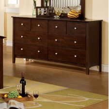 <strong>Hokku Designs</strong> Simpleton 8 Drawer Dresser