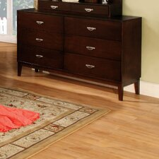 Berkley 8 Drawer Dresser