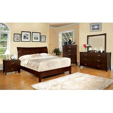 Brookville Sleigh Bedroom Collection
