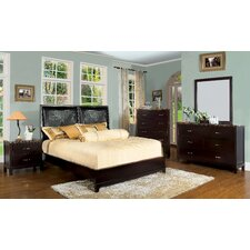 Willow Leatherette Panel Bedroom Collection