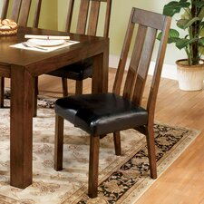 <strong>Hokku Designs</strong> Amilie Side Chair (Set of 2)