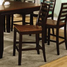"<strong>Hokku Designs</strong> Marion 24"" Bar Stool (Set of 2)"