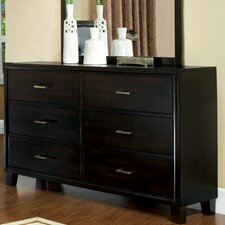 <strong>Hokku Designs</strong> Laguna 6 Drawer Dresser