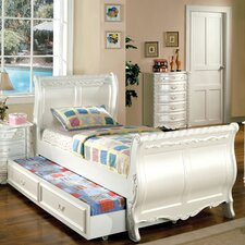 <strong>Hokku Designs</strong> Victoria Sleigh Bed