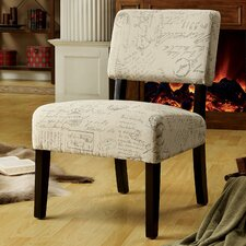 Winslow Cotton Slipper Chair