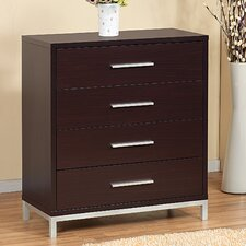 Calvin 4 Drawer Dresser / Chest