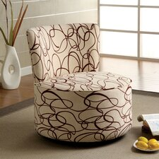 Tory Cotton Slipper Chair