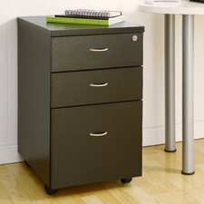 <strong>Hokku Designs</strong> Parson 2 Drawer Rolling File Cabinet