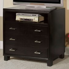 <strong>Hokku Designs</strong> Laguna 3 Drawer Dresser