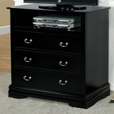 Preston 3 Drawer Dresser