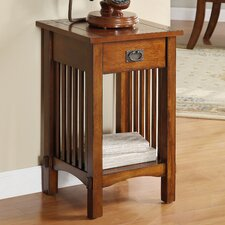 Valencia Mission Style End Table