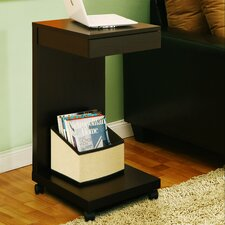 Tango C-Shape End Table