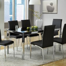 Dean Rectangular 7 Piece Dining Set