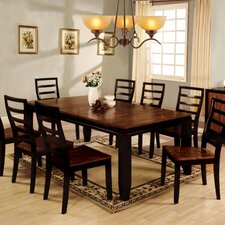<strong>Hokku Designs</strong> Marion 9 Piece Dining Set