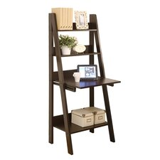 Stanton Ladder Desk in Cappuccino