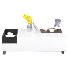 Jordan Coffee Table in White