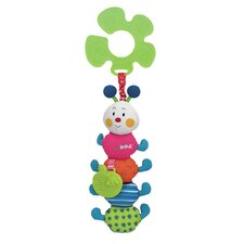 Funky Inchworm Stroller Toy