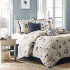 Bayside 7 Piece Comforter Set