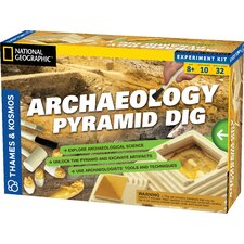 Exploration Series Archaeology Pyramid Dig 2012 Edition